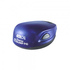 Colop Stamp Mouse R40, диаметр 40 мм.